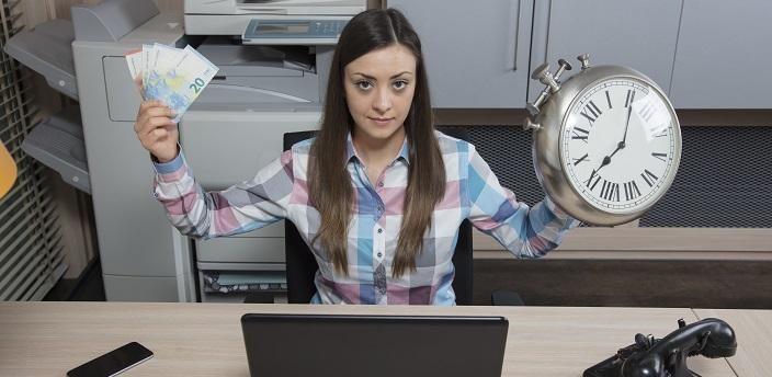 みなし残業は違法?本来の目的と残業代不払いの問題の画像
