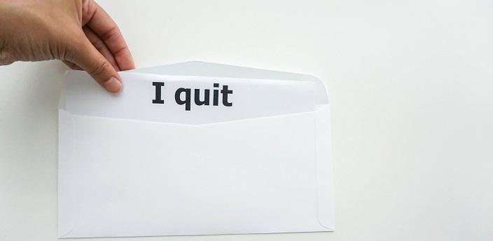 【見本あり】退職届の作成方法。日付は退職日?の画像