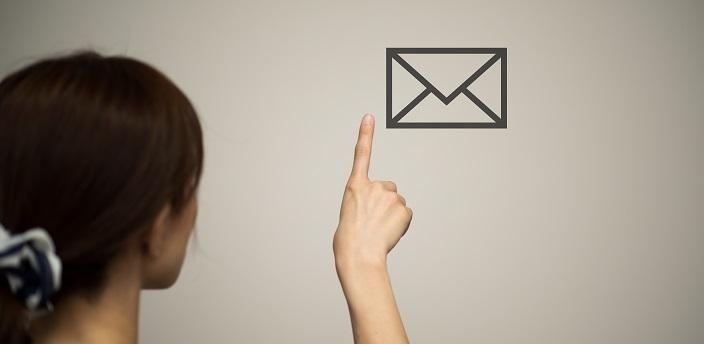 OB訪問後のお礼メールは鉄則マナー。その作法をご紹介の画像