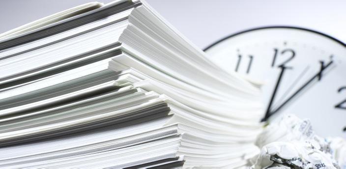 残業時間の平均はどれくらい?残業が多い業界は?の画像