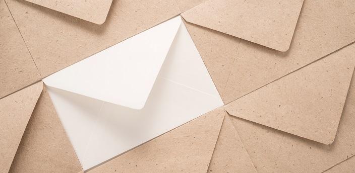 就活のポイント!履歴書を入れる封筒の選び方と書き方の画像