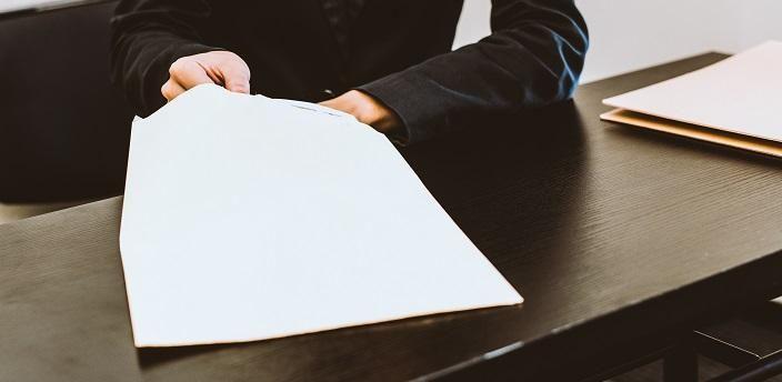 履歴書を入れる封筒の色は?転職者必見のマナー情報の画像
