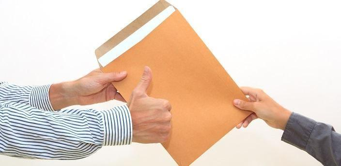 履歴書を持参するときのマナーとは?封筒の宛名や添え状は必要?の画像