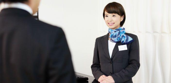 大学中退から正社員【ホテルの仕事】の画像