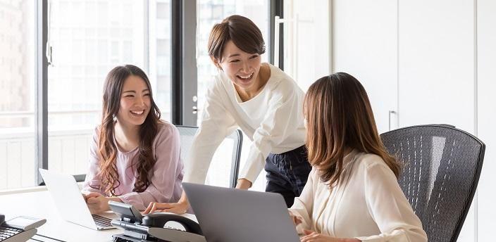 女性が働きやすい職場の見極めポイントをご紹介の画像