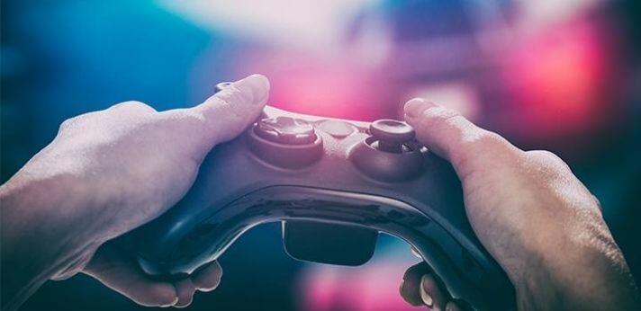 ゲーム業界の仕事の画像